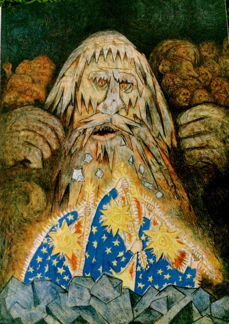Classic Illustrations From Norse Mythology